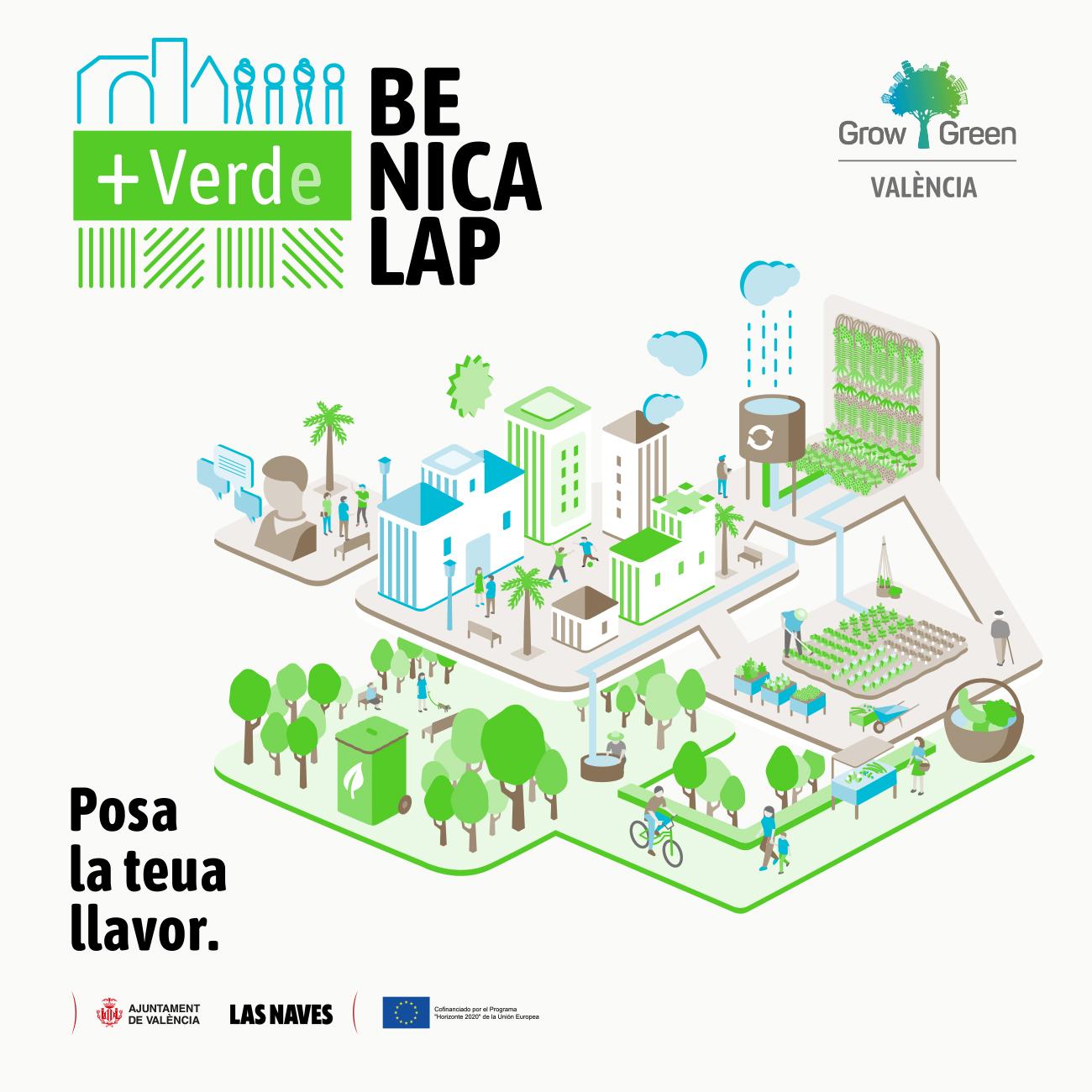 Campaña Grow Green València Las Naves